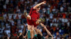 Totti kariyerini sonlandırdı