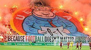 UEFA'ya çok sert tepki!
