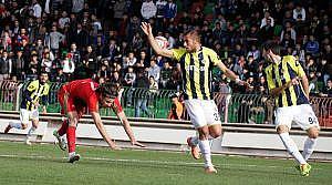 Yeni Diyarbakirspor-Menemen Belediyespor: 2-0