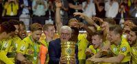 Almanya Kupası'nı Borussia Dortmund kazandı...