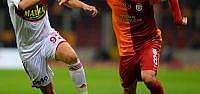Galatasaray - Sivasspor Maçinin Ikinci...