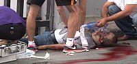 Metin Oktay tesislerinde korkunç kaza!
