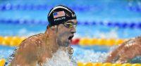 Phelps yine tarih yazdı!