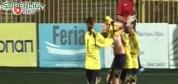 Kadın Futbolcu, Golü Attı Soyundu